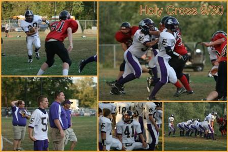 Holy Cross 9-30