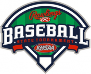KHSAA 2016 State Baseball Logo