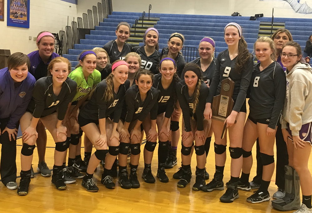 Campbell County High School Camels 2016 Regional Runner-Ups