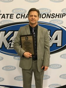 Mike Bankemper Voted Into Kentucky Wrestling Coaches Association Hall of Fame