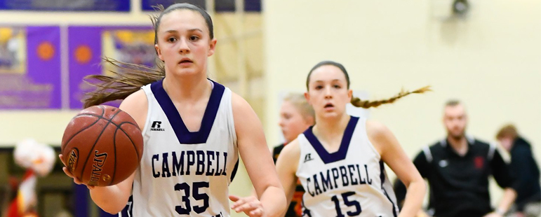 Campbell County Camels Girls Basketball