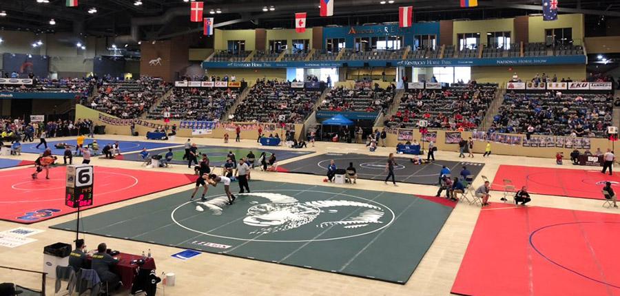 KHSAA state wrestling