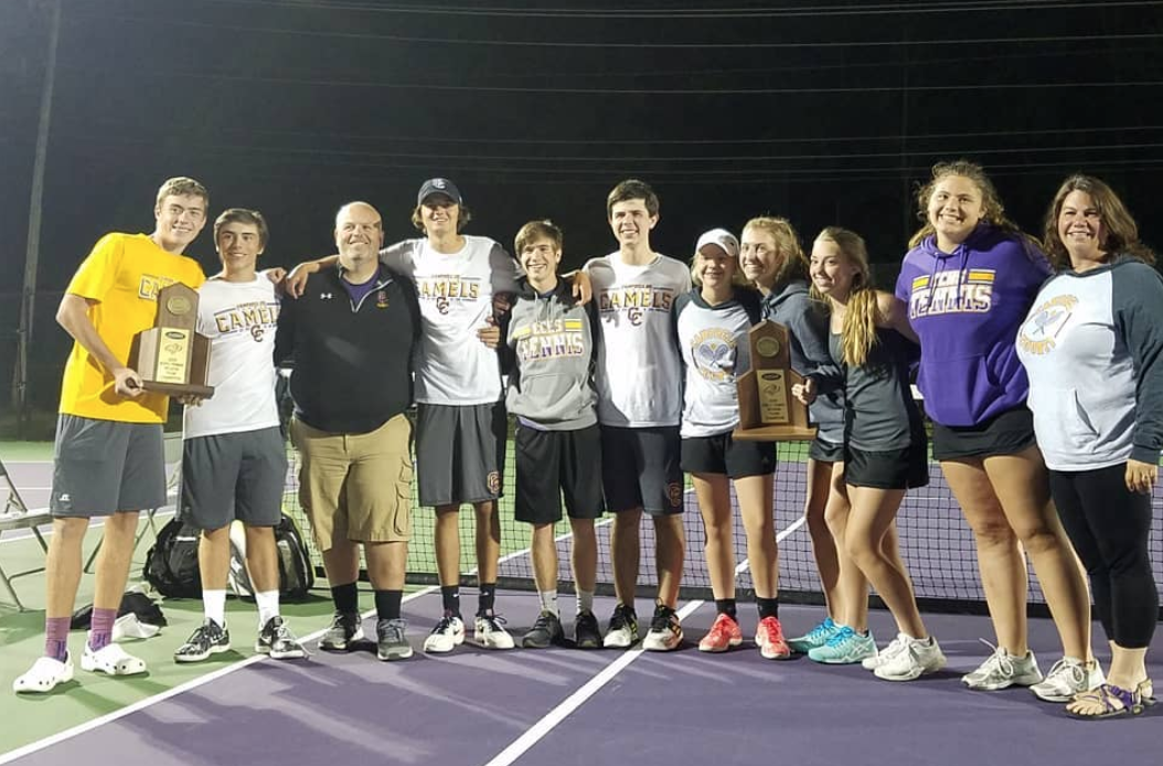 Campbell County Tennis Regional Champs
