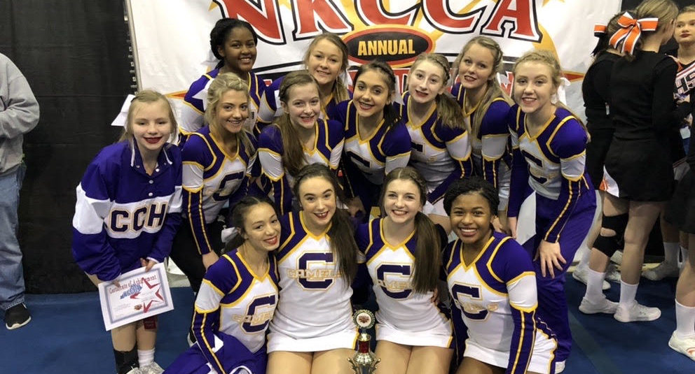 Campbell County Cheerleading